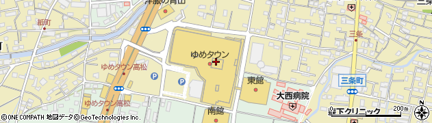 ラフィネ ゆめタウン高松店の天気(香川県高松市)|マピオン ...