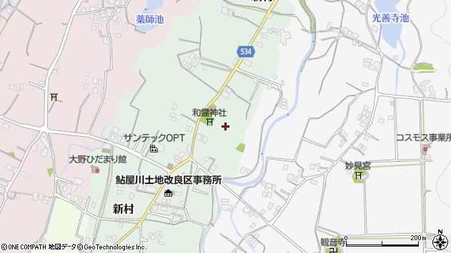 〒656-0041 兵庫県洲本市新村の地図