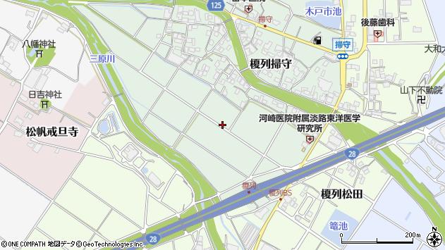 〒656-0428 兵庫県南あわじ市榎列掃守の地図