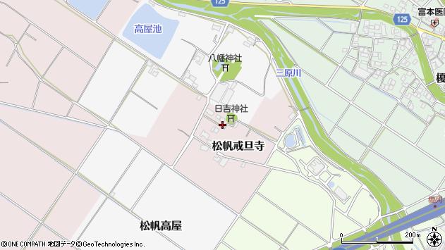 〒656-0311 兵庫県南あわじ市松帆戒旦寺の地図
