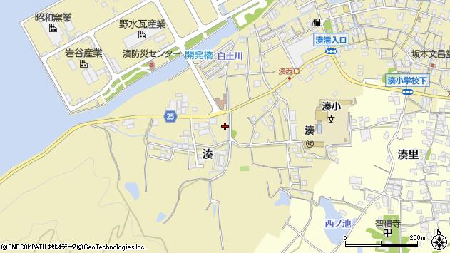 〒656-0332 兵庫県南あわじ市湊の地図
