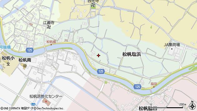 〒656-0302 兵庫県南あわじ市松帆塩浜の地図