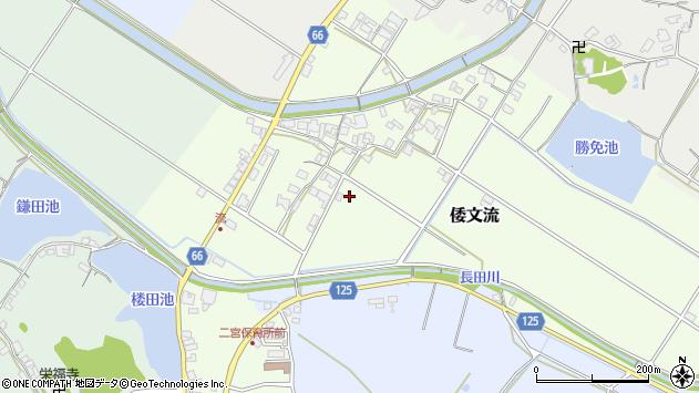 〒656-0413 兵庫県南あわじ市倭文流の地図