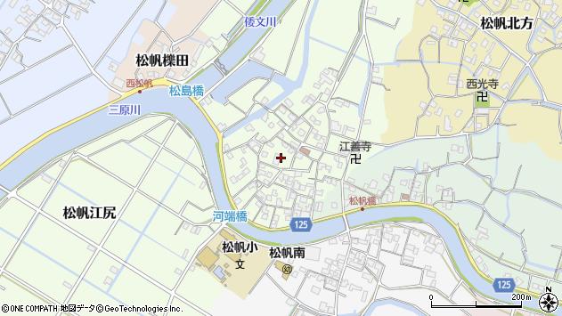 〒656-0303 兵庫県南あわじ市松帆江尻の地図