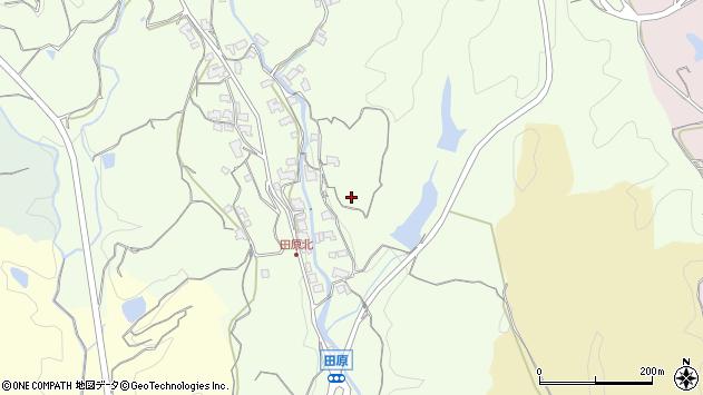 〒649-7216 和歌山県橋本市高野口町田原の地図