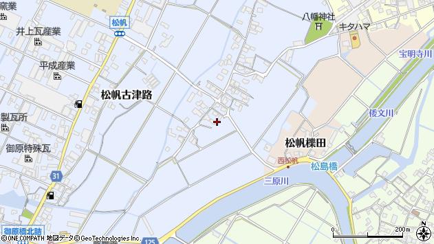 〒656-0304 兵庫県南あわじ市松帆古津路の地図