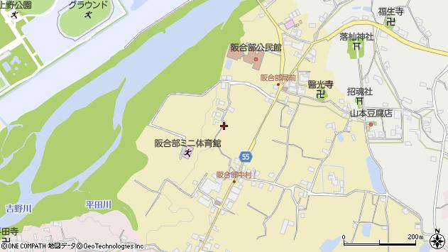 〒637-0061 奈良県五條市中町の地図