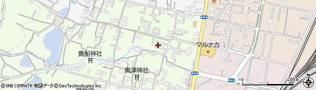香川県高松市鬼無町佐料周辺の地図