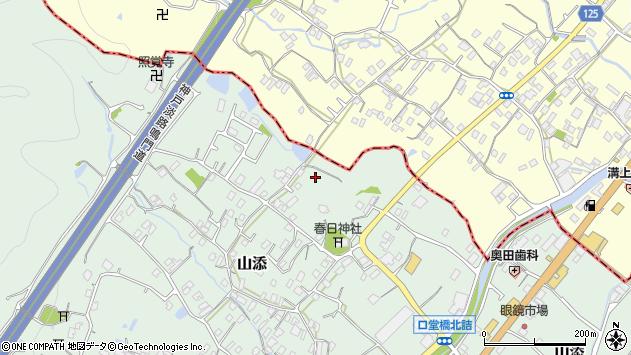 〒656-0121 兵庫県南あわじ市山添の地図