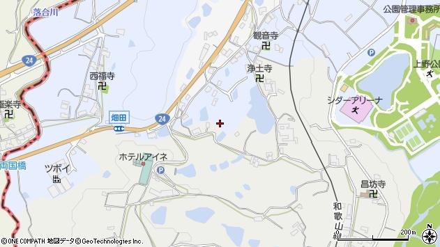 〒637-0073 奈良県五條市上野町の地図