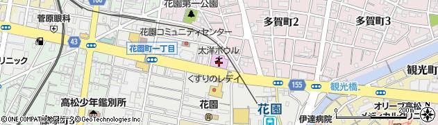 太洋木材(株)の天気(香川県高松市)|マピオン天気予報