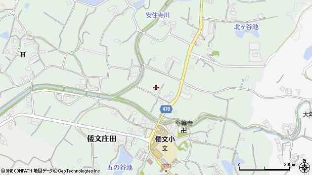 〒656-0153 兵庫県南あわじ市倭文庄田の地図