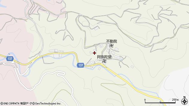 〒638-0644 奈良県五條市西吉野町湯川の地図