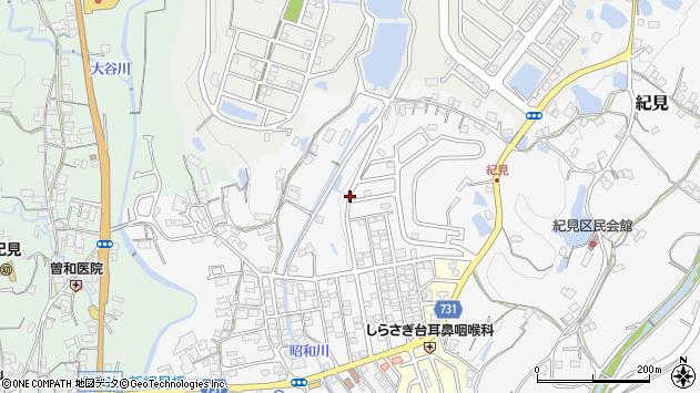 〒648-0066 和歌山県橋本市胡麻生の地図