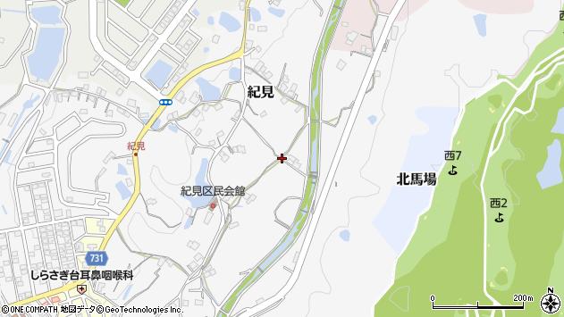〒648-0052 和歌山県橋本市紀見の地図