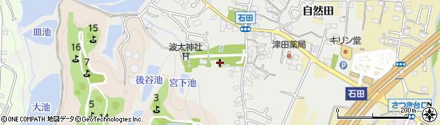 鳥取戎神社周辺の地図