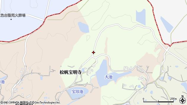 〒656-0308 兵庫県南あわじ市松帆宝明寺の地図