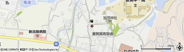サロン・ド・える周辺の地図