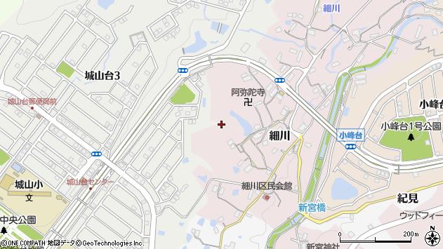 〒648-0051 和歌山県橋本市細川の地図