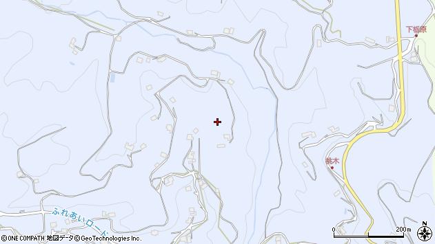 〒638-0035 奈良県吉野郡下市町栃原の地図