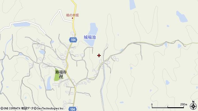 〒648-0003 和歌山県橋本市隅田町山内の地図