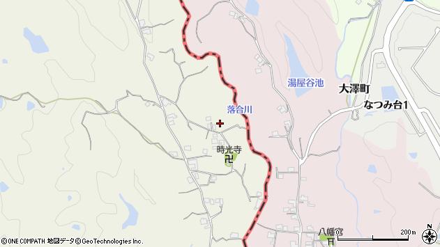 〒648-0002 和歌山県橋本市隅田町平野の地図