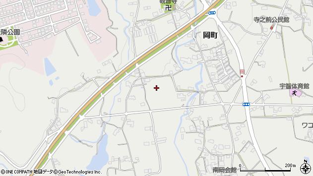 〒637-0092 奈良県五條市岡町の地図