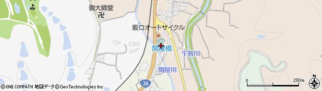 ホテルラニリゾート周辺の地図