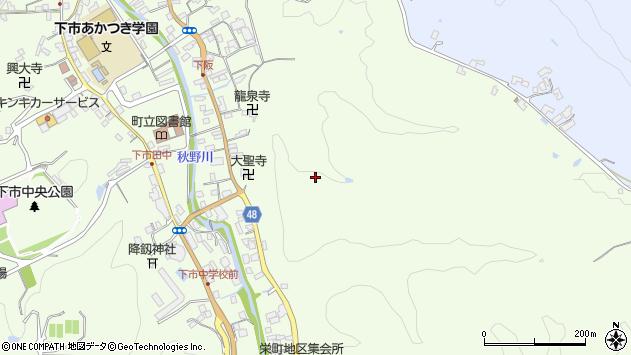 〒638-0042 奈良県吉野郡下市町栄町の地図