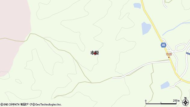 〒656-0005 兵庫県洲本市中川原町市原の地図