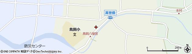 谷口商店周辺の地図