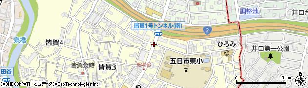 東小入口周辺の地図