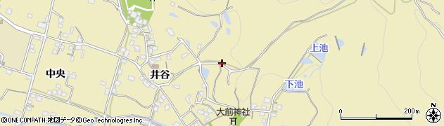 香川県高松市庵治町(井谷)周辺の地図