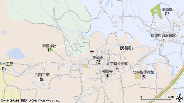 〒637-0016 奈良県五條市近内町の地図