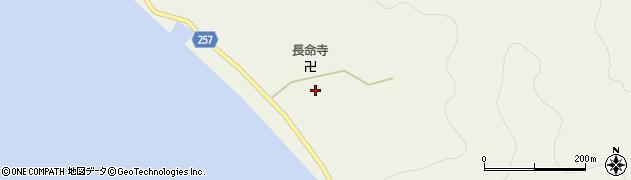 香川県丸亀市本島町尻浜周辺の地図