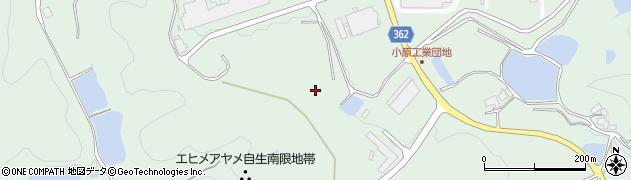 広島県三原市沼田西町周辺の地図
