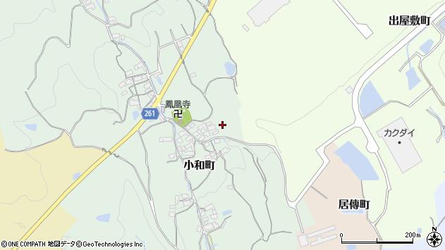 〒637-0019 奈良県五條市小和町の地図