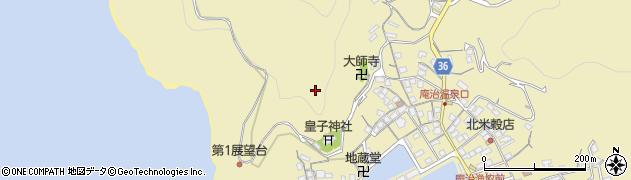 香川県高松市庵治町(王の下)周辺の地図