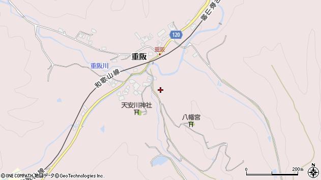 〒639-2266 奈良県御所市重阪の地図