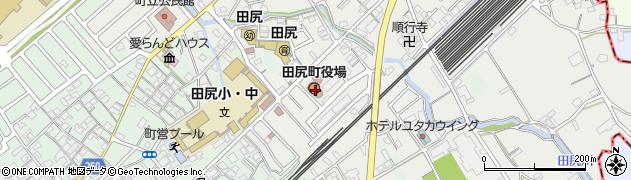 大阪府泉南郡田尻町周辺の地図