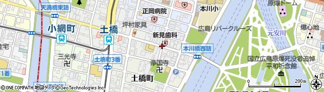 堺町1‐6周辺の地図