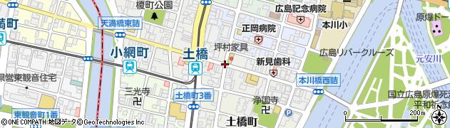 堺町1‐3周辺の地図