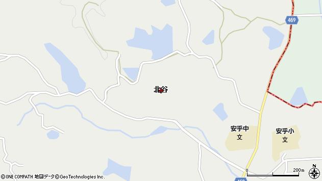 〒656-2124 兵庫県洲本市安乎町北谷の地図