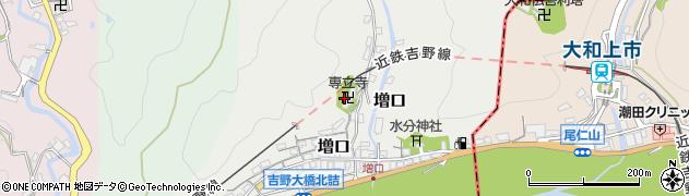 専立寺周辺の地図