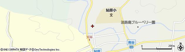 河上神社周辺の地図