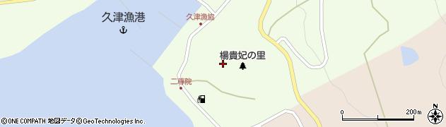 二尊院周辺の地図