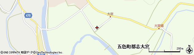 大宮町内会ふるさと会館周辺の地図