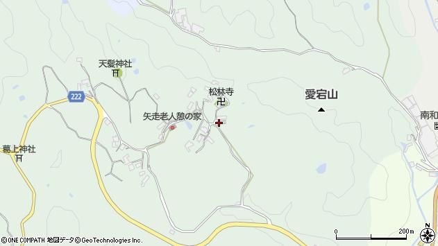〒638-0853 奈良県吉野郡大淀町矢走の地図