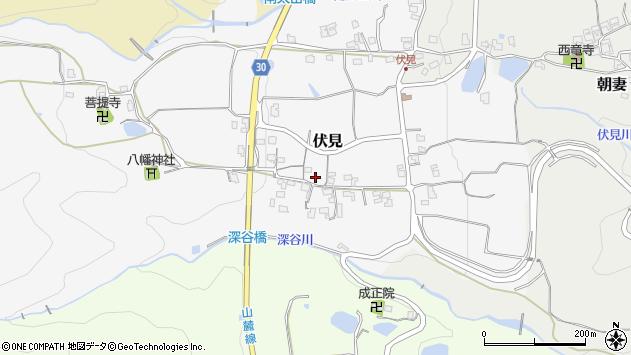 〒639-2346 奈良県御所市伏見の地図