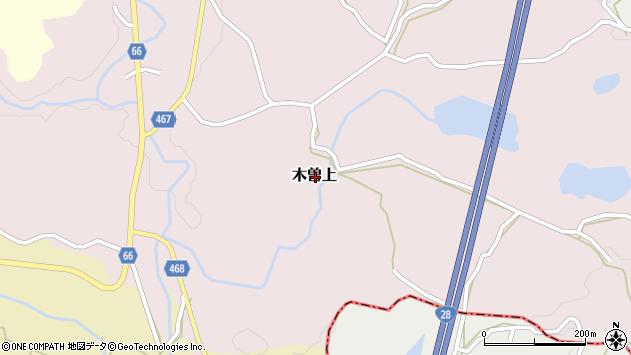 〒656-2152 兵庫県淡路市木曽上の地図